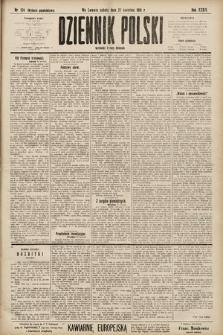 Dziennik Polski (wydanie popołudniowe). 1901, nr134
