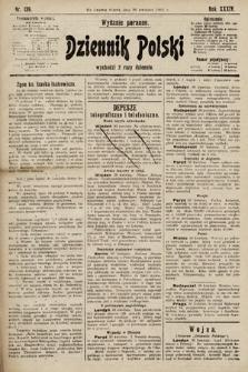 Dziennik Polski (wydanie poranne). 1901, nr139