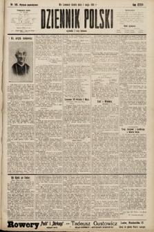 Dziennik Polski (wydanie popołudniowe). 1901, nr140