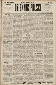 Dziennik Polski (wydanie popołudniowe). 1901, nr144