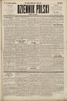Dziennik Polski (wydanie popołudniowe). 1901, nr146