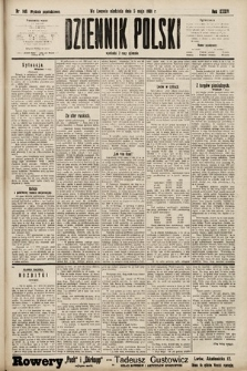 Dziennik Polski (wydanie popołudniowe). 1901, nr148