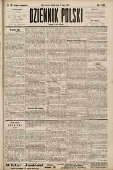 Dziennik Polski (wydanie popołudniowe). 1901, nr150