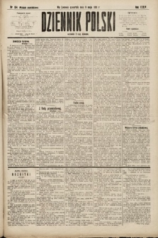 Dziennik Polski (wydanie popołudniowe). 1901, nr154