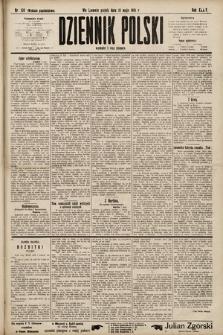 Dziennik Polski (wydanie popołudniowe). 1901, nr156