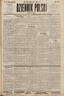 Dziennik Polski (wydanie popołudniowe). 1901, nr173