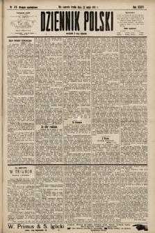 Dziennik Polski (wydanie popołudniowe). 1901, nr175