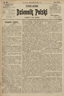 Dziennik Polski (wydanie poranne). 1901, nr182
