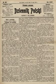 Dziennik Polski (wydanie poranne). 1901, nr188