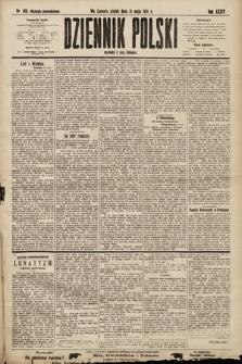 Dziennik Polski (wydanie popołudniowe). 1901, nr189