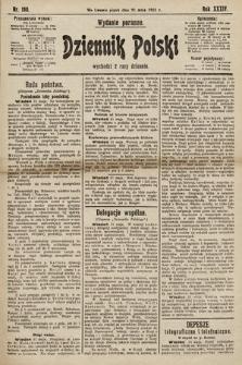 Dziennik Polski (wydanie poranne). 1901, nr190