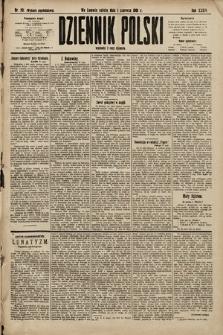 Dziennik Polski (wydanie popołudniowe). 1901, nr191