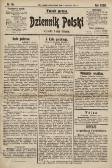 Dziennik Polski (wydanie poranne). 1901, nr194