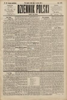 Dziennik Polski (wydanie popołudniowe). 1901, nr197