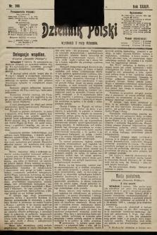Dziennik Polski (wydanie poranne). 1901, nr200