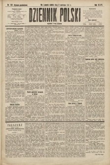Dziennik Polski (wydanie popołudniowe). 1901, nr202