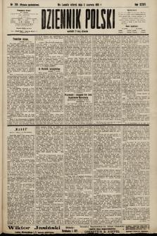 Dziennik Polski (wydanie popołudniowe). 1901, nr206