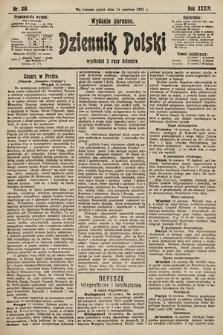 Dziennik Polski (wydanie poranne). 1901, nr213