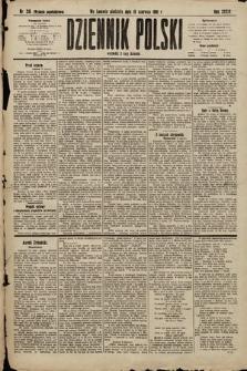 Dziennik Polski (wydanie popołudniowe). 1901, nr216