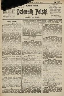 Dziennik Polski (wydanie poranne). 1901, nr227