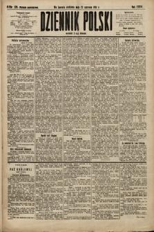Dziennik Polski (wydanie popołudniowe). 1901, nr228