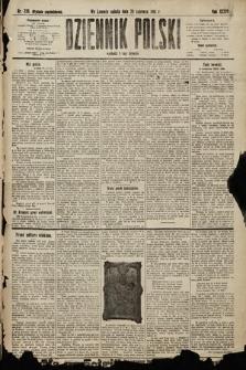 Dziennik Polski (wydanie popołudniowe). 1901, nr238