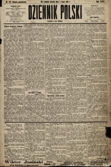 Dziennik Polski (wydanie popołudniowe). 1901, nr241