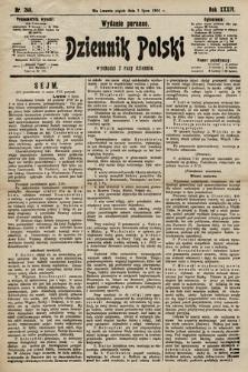Dziennik Polski (wydanie poranne). 1901, nr248