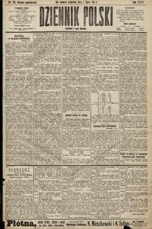 Dziennik Polski (wydanie popołudniowe). 1901, nr251