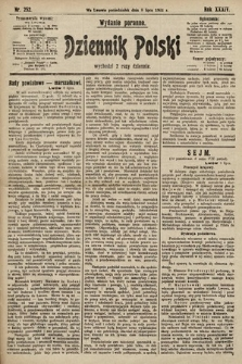 Dziennik Polski (wydanie poranne). 1901, nr252