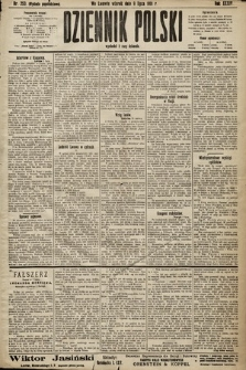 Dziennik Polski (wydanie popołudniowe). 1901, nr253