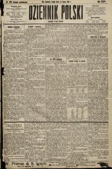 Dziennik Polski (wydanie popołudniowe). 1901, nr255