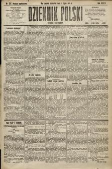 Dziennik Polski (wydanie popołudniowe). 1901, nr257