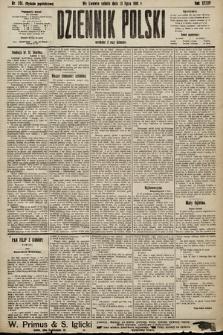 Dziennik Polski (wydanie popołudniowe). 1901, nr261