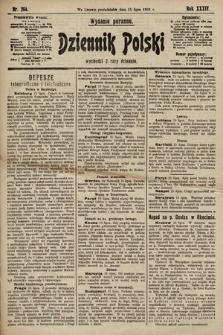 Dziennik Polski (wydanie poranne). 1901, nr264