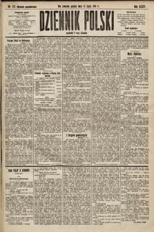 Dziennik Polski (wydanie popołudniowe). 1901, nr271