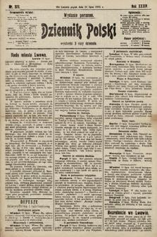 Dziennik Polski (wydanie poranne). 1901, nr272