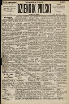 Dziennik Polski (wydanie popołudniowe). 1901, nr283