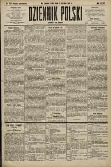 Dziennik Polski (wydanie popołudniowe). 1901, nr303