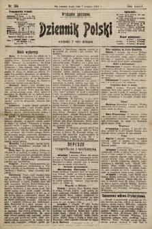 Dziennik Polski (wydanie poranne). 1901, nr304
