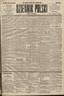 Dziennik Polski (wydanie popołudniowe). 1901, nr305