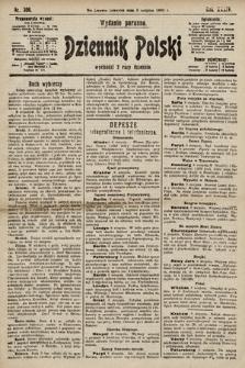Dziennik Polski (wydanie poranne). 1901, nr306