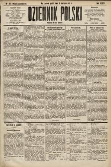Dziennik Polski (wydanie popołudniowe). 1901, nr307