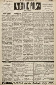Dziennik Polski (wydanie popołudniowe). 1901, nr311
