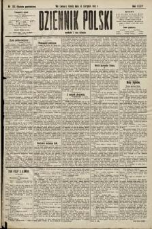 Dziennik Polski (wydanie popołudniowe). 1901, nr315