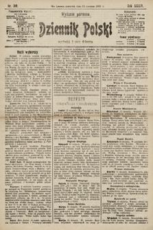 Dziennik Polski (wydanie poranne). 1901, nr318