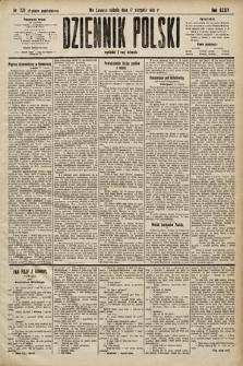 Dziennik Polski (wydanie popołudniowe). 1901, nr320