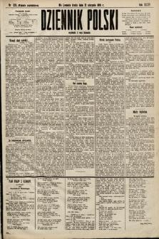 Dziennik Polski (wydanie popołudniowe). 1901, nr326