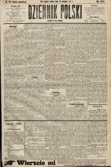 Dziennik Polski (wydanie popołudniowe). 1901, nr332