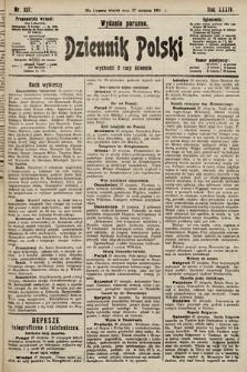 Dziennik Polski (wydanie poranne). 1901, nr337